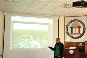 Komar University PAK Held a seminar on River pollution in Kurdistan 3